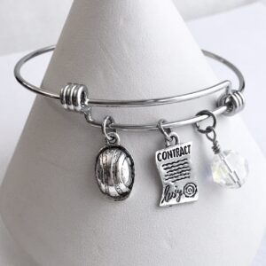 Hard Hat & Contract Bangle