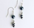 Construction Earrings Screws w Hematite 1