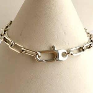 Paper Clips Bracelet #2